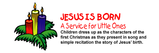 preschoolkindergarten christmas program