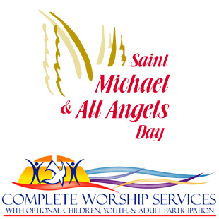 Childrens Worship Service - All Angels Day