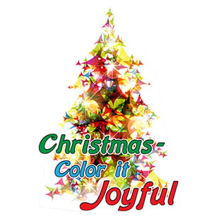 Childrens Christmas Service - Christmas, Color It Joyful