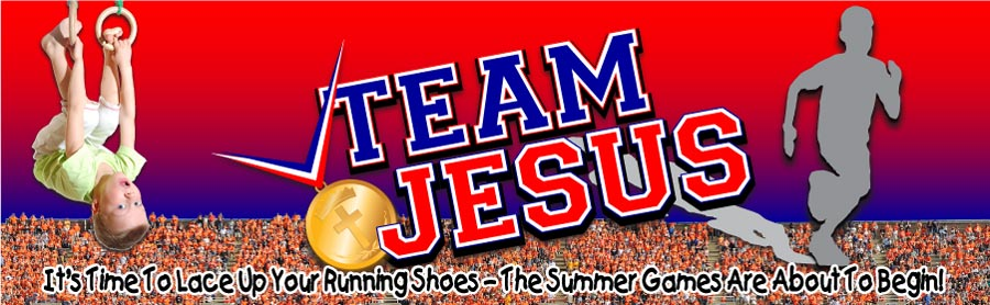 Olympic VBS Program